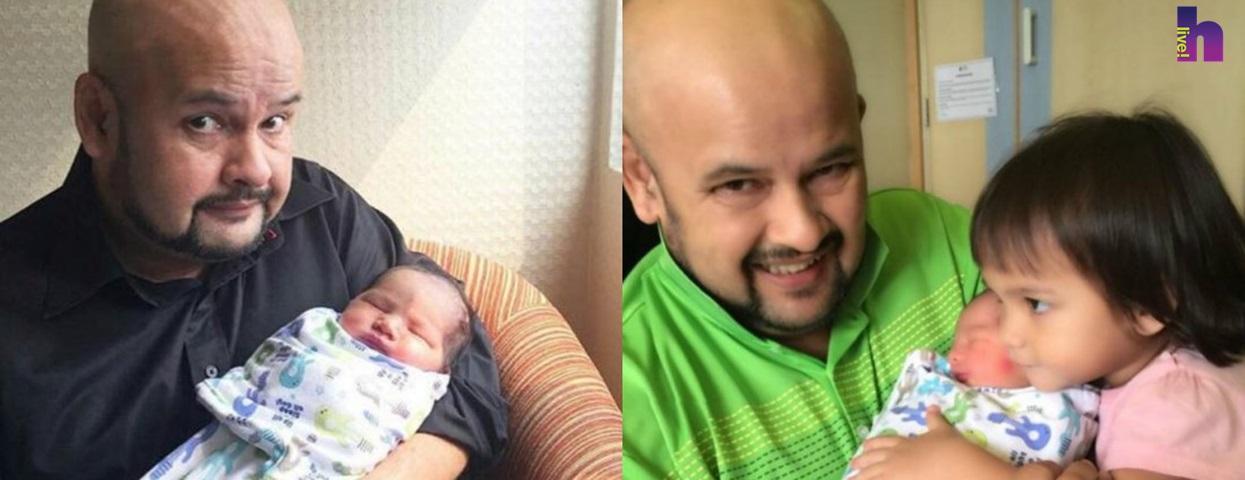 Zydane Xayne Iskander, Nama Anak Ketiga Harith Iskander