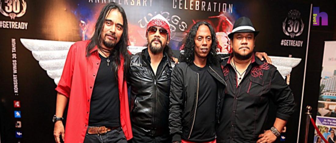 Konsert Ulangtahun Wings Ke-30 Bakal Cipta Sejarah