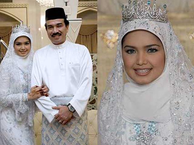 Top 5 Perkahwinan Selebriti Paling Sensasi Di Malaysia