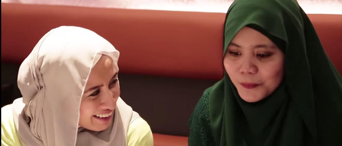 Ujibakat Sunsilk Peluang Gadis Berhijab Tonjol Bakat Seni Terpendam