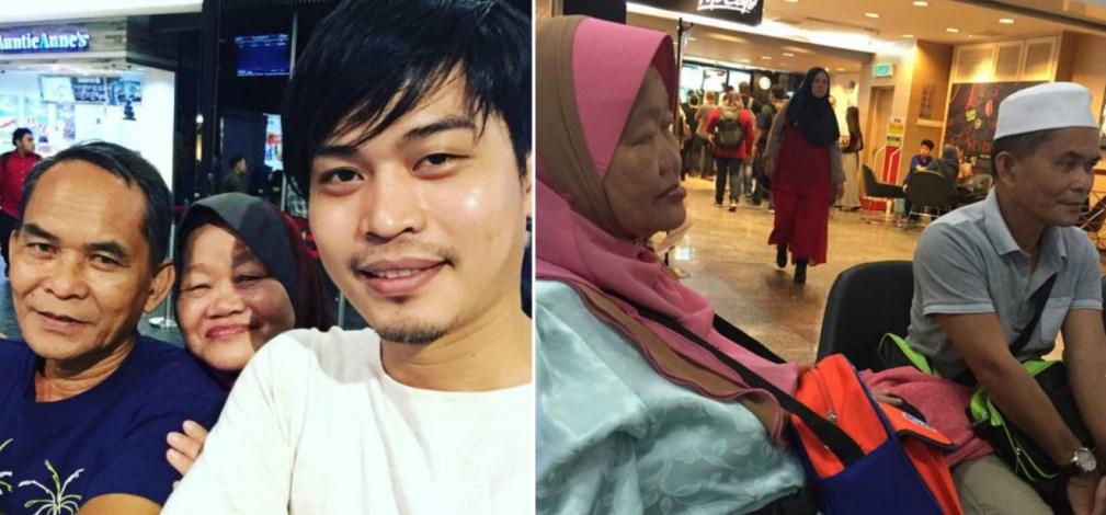 Hajat Ibu Tunai Umrah Tak Tercapai, Firman #AF2014 Ditipu Wakil Agen Umrah