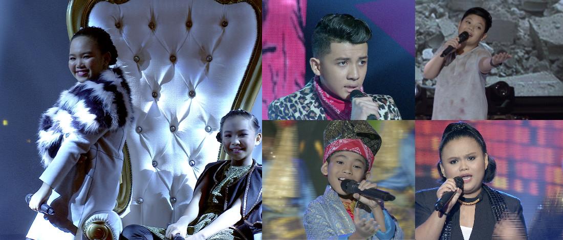 Peserta Ceria Popstar Tunjuk Kebolehan Nyanyi Lagu Genre Bukan Pilihan
