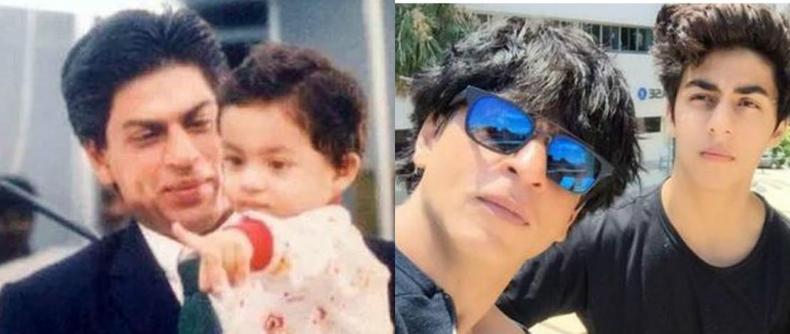 Aryan Khan Makin Dewasa, Shah Rukh Khan Kekal Awet Muda