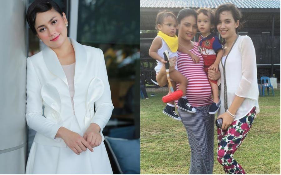 """Berikanlah Kekuatan Hati Buat Seorang Isteri & Ibu""- Doa Fasha Sandha Untuk Diana Danielle"