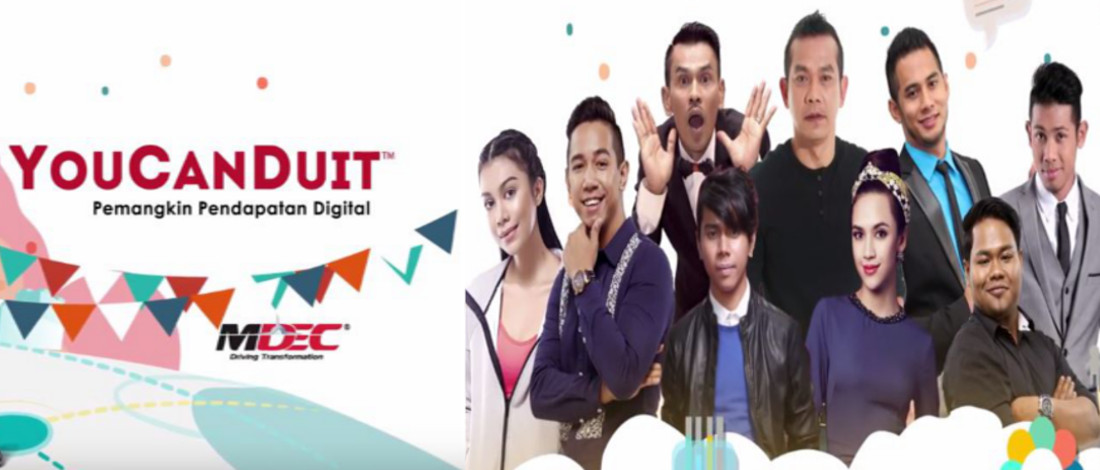 Sukses Di Hulu Terengganu, #YouCanDuit ke Persada Johor