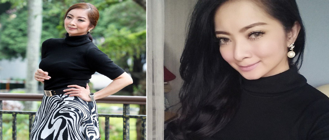 Mya Ruslee Nafi Kembali Aktif Menyanyi Selepas Bercerai