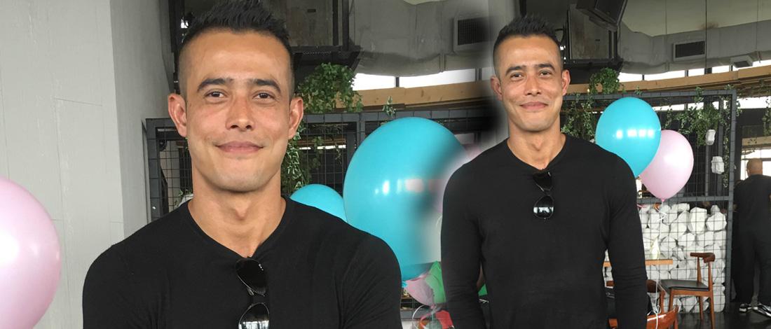 Zul Ariffin Turun 13kg, Bina Six Pack Demi Tombiruo