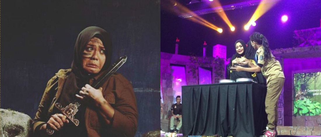 SS Superstar: Zulin Aziz Tak Sempat Pamer 'Skill' Sebenar