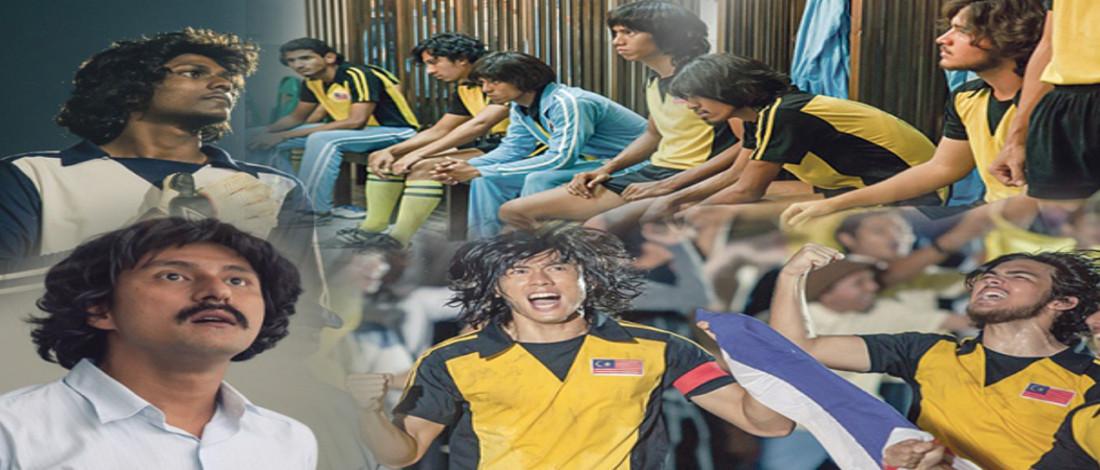 RM8 Juta 13 Hari, Ola Bola Terus Garang Menyerang Pawagam!