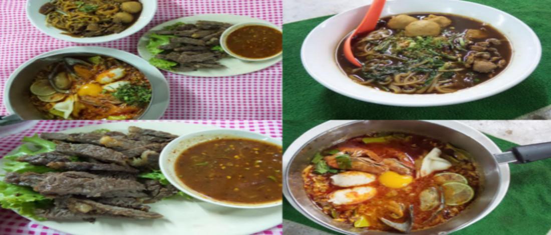 Makan Boat Noodle Jumbo Di Jalan Kia Peng, Tapi Rasa Macam Kat Bangkok!