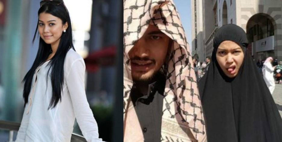 Isu Jelir Lidah Di Mekah, Sharifah Sakinah Mohon Maaf