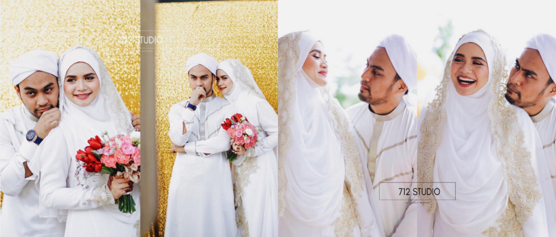 Yatt Hamzah Selamat Bergelar Isteri Kepada Mohammad Zulfadhli