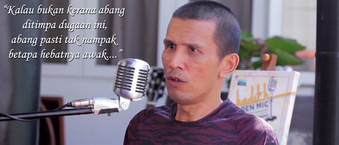 Menitik Air Mata Selepas Mendengar Luahan Hati Lelaki Ini Terhadap Isterinya
