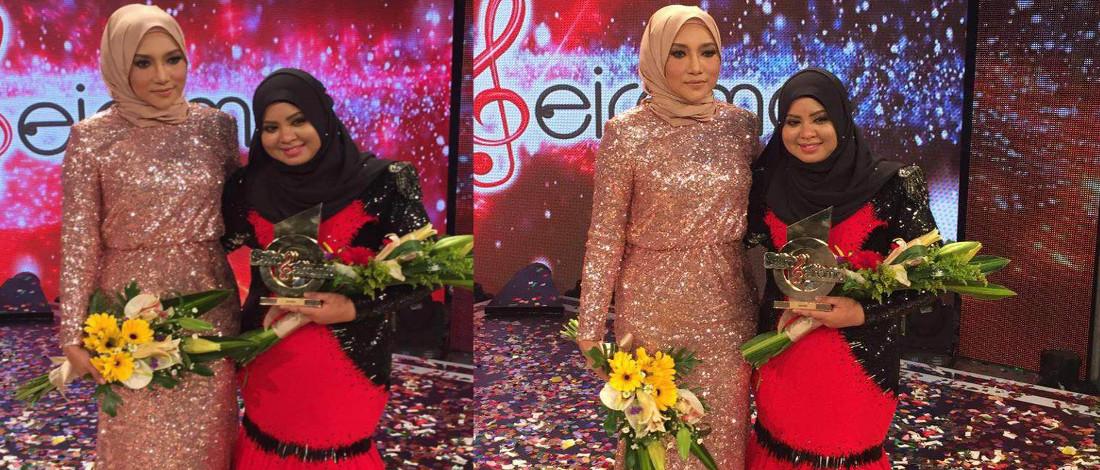 Klon Ikon Ziana Zain Juara Seiras Seirama, Bawa Pulang RM20,000
