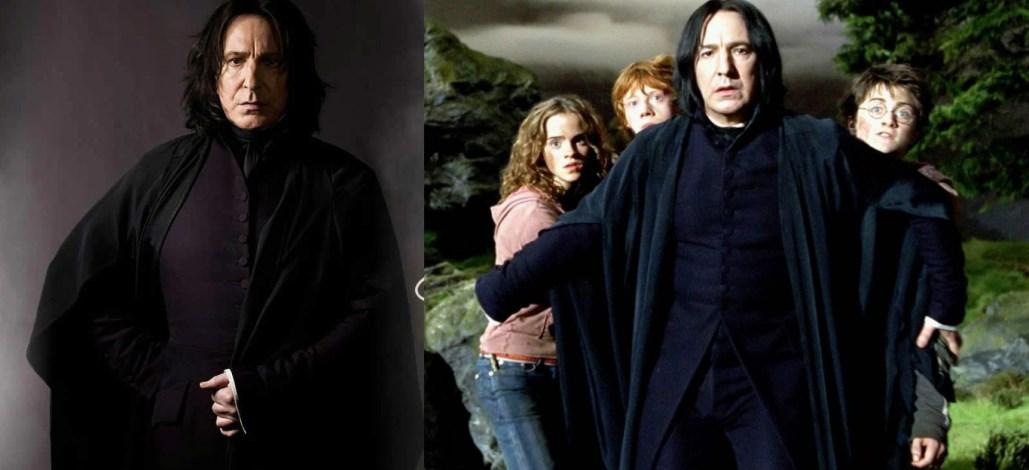 Tiada Lagi Profesor Snape Harry Potter, Selamat Tinggal Alan Rickman
