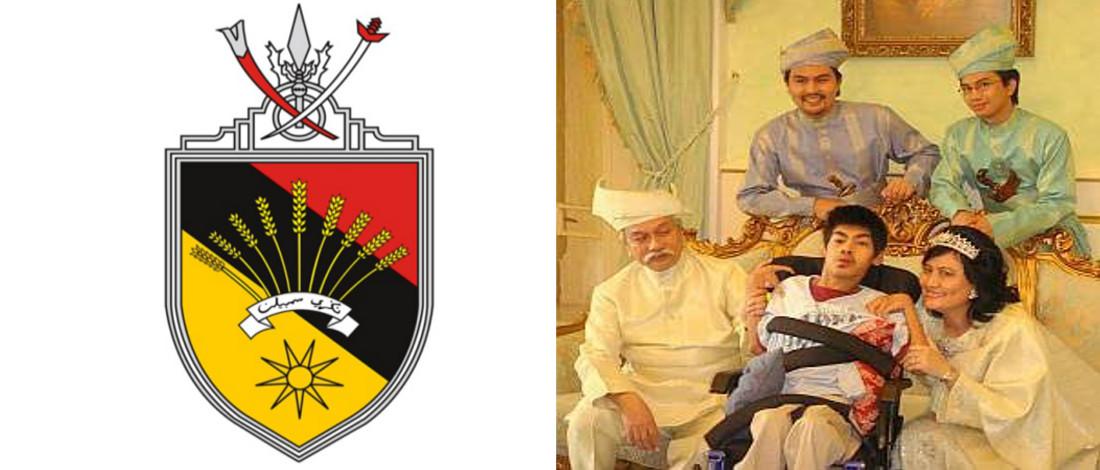 Putera Bongsu Tunku Muhriz, Tunku Alif Hussein Mangkat