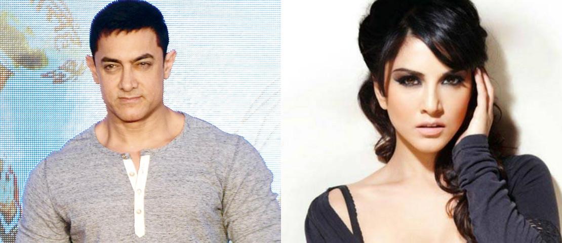 Mahu Bekerjasama Dengan Bintang Filem Lucah, Tweet Aamir Khan Jadi Perhatian