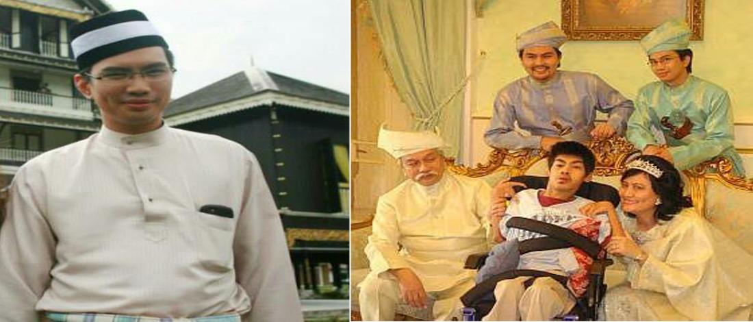 Tunku Abidin Muhriz Kongsi Kenangan Bersama Almarhum Tunku Alif