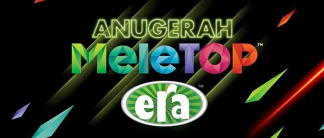 Senarai Penuh Top 5 Anugerah MeleTOP Era 2016