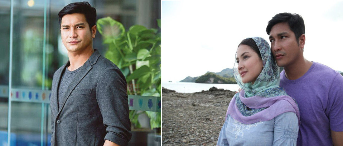 Mabuk Laut, Keith Foo Terpaksa Makan Ubat Ketika Penggambaran Langit Cinta