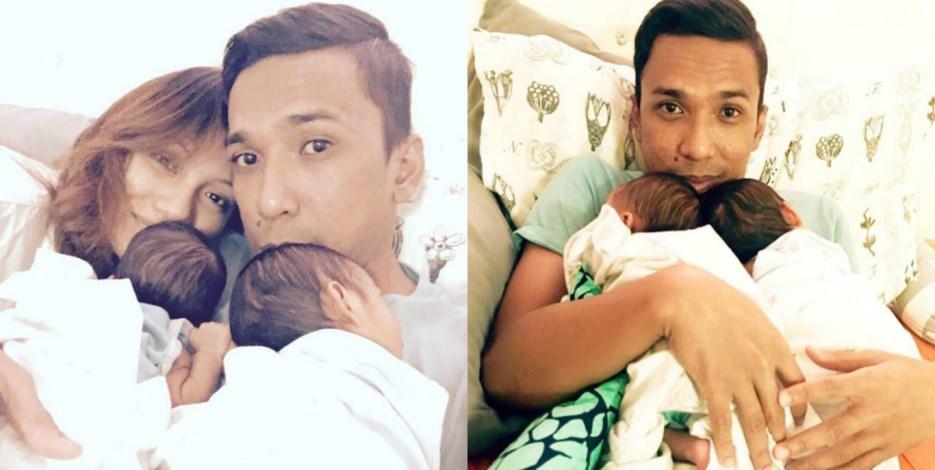Adrazin Hayyan & Adrazin Zayyan Nama Kembar Fad Bocey