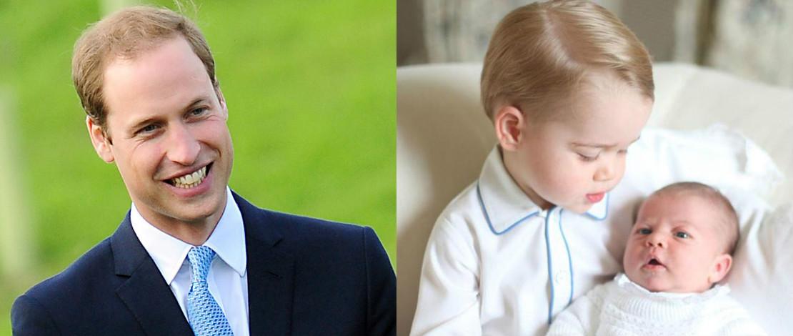 Putera William Risau Tak Sempat Lihat Anak-anak Membesar