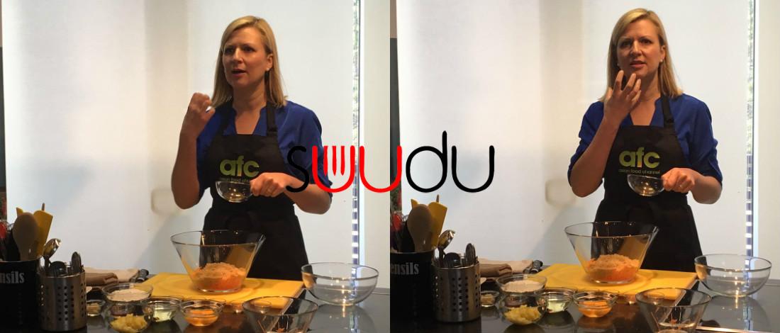 Anna Olson Teruja Belajar Buat Onde-Onde Dengan Chef Wan