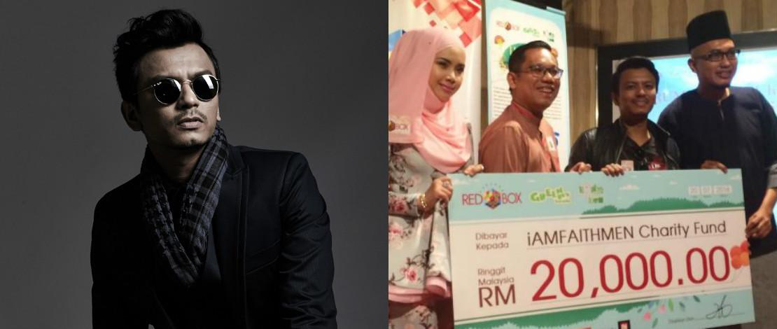 Faizal Tahir Teruja Berkolaborasi Dengan Datuk Siti Nurhaliza