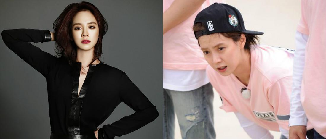 Tanpa Solekan, Song Ji Hyo Akui Tak Rasa Dirinya Cantik