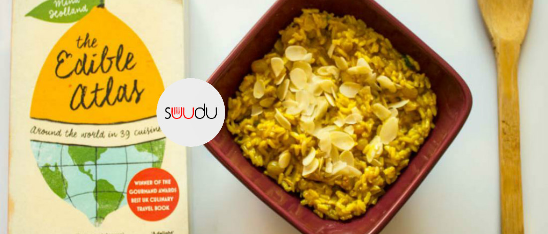 Resepi Nasi Beriani Ayam Kurang Kalori