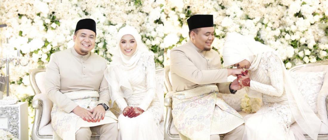 Ika Nabella Selamat Bergelar Isteri Muhammad Zaid