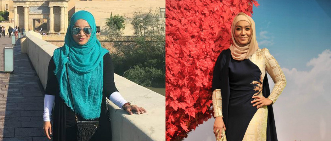 Fara Fauzana Seronok Lakukan Masjid 'Hopping'