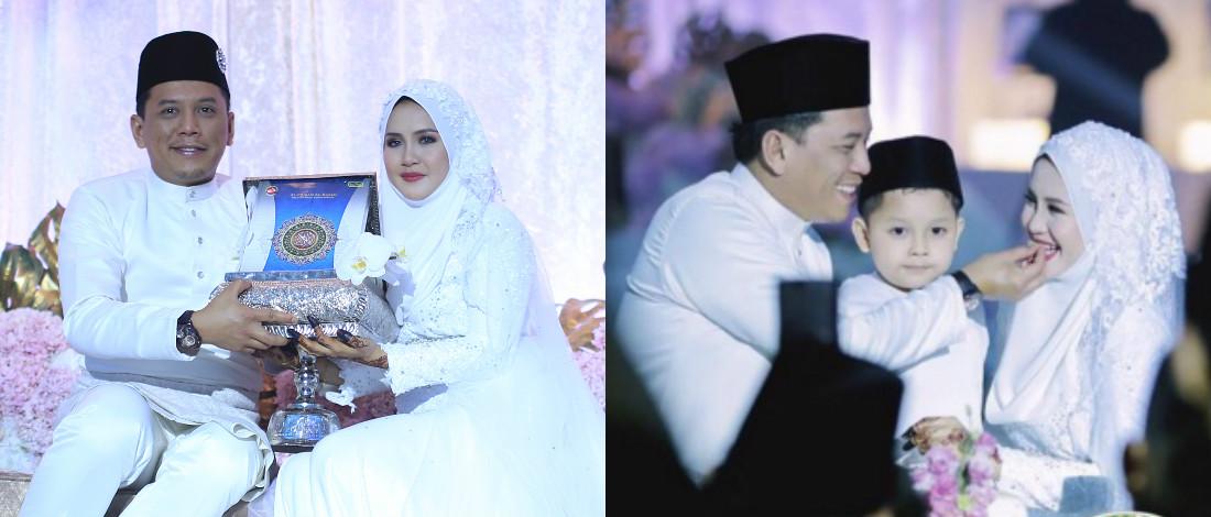 Selamat Bernikah Dengan Anna Danisha, Shahrol Shiro Tamat Zaman Duda