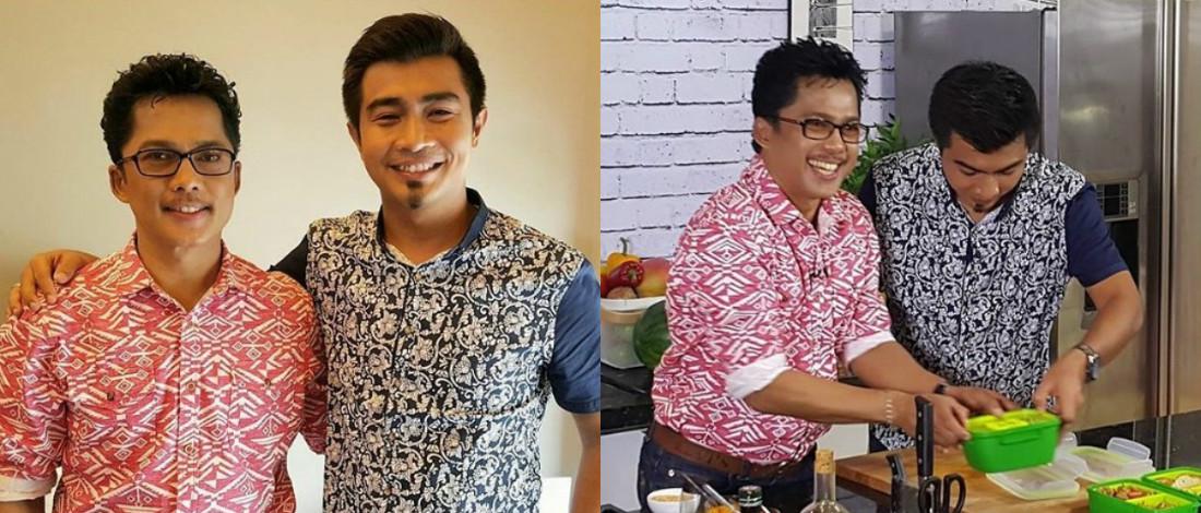 Nassier Wahab Belajar Potong Sosej Dengan Chef Fikree