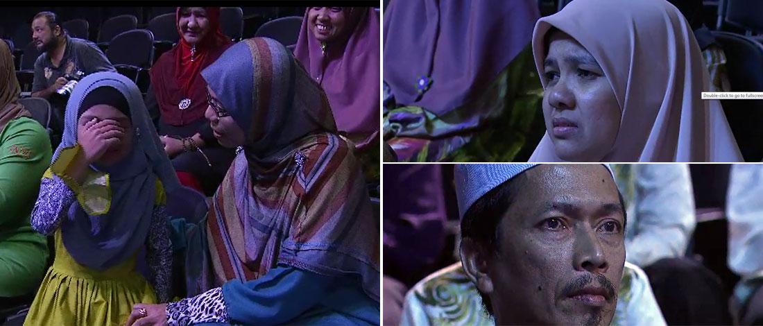 Luahan #TahfizMuda Tentang Ibu Buat Audiens Menangis