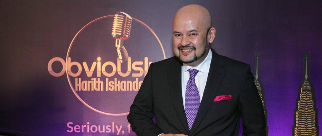 Obviously Harith Iskander Tampil Nama-nama Besar Di Malaysia