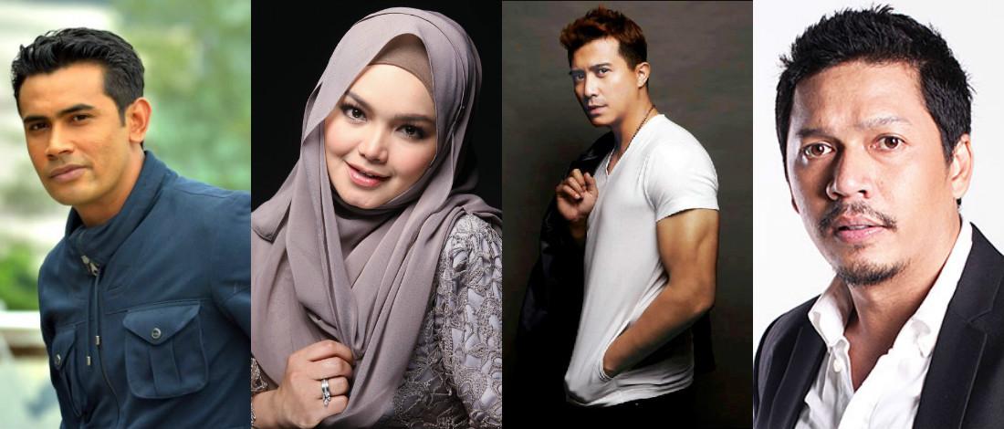 4 Selebriti Harungi Liku Kehidupan di Kuala Lumpur Sebelum Berjaya
