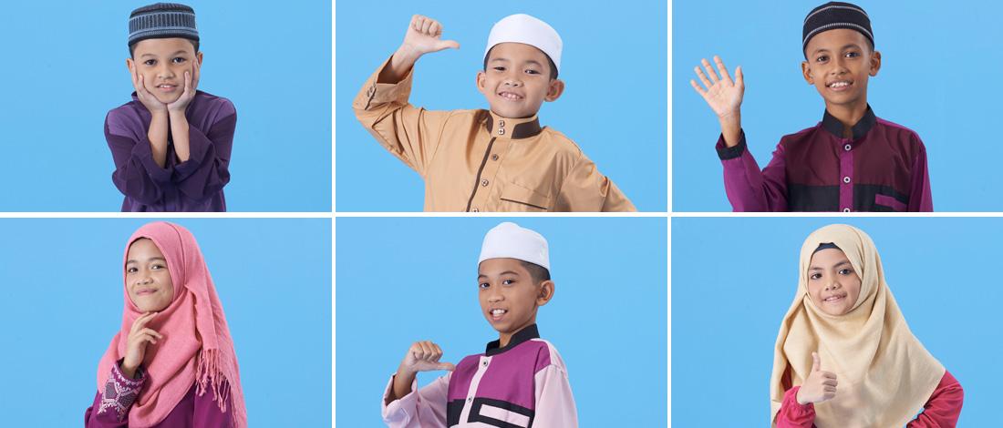 Enam Finalis #TahfizMuda Yakin Mampu Bergelar Juara