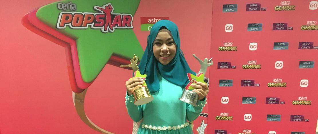 Jun Diumum Juara Ceria Popstar 2016