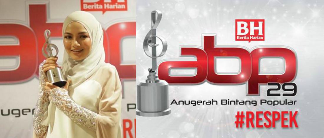 Senarai Penuh Pemenang ABPBH 29: Neelofa Bintang Paling Popular!