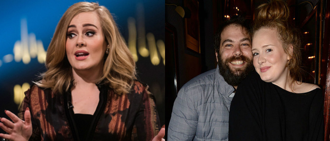 Lima Tahun Bercinta, Adele & Simon Konecki Bakal Bertunang