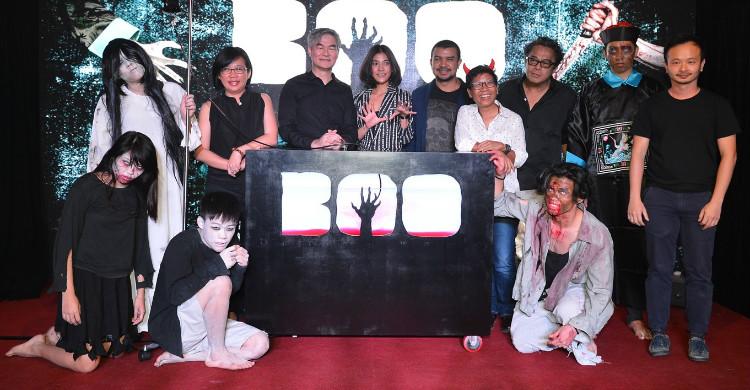 Saluran Boo Saji Filem Seram Terhebat Asia