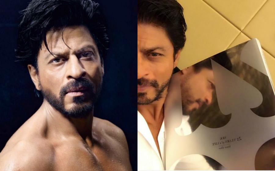 Sambut Ulang Tahun Bergelar Aktor, SRK Lancar Biografi #25YearsOfALife