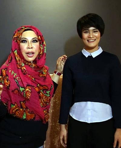 Fesyen Ke Pejabat Pilihan Datuk Seri Vida