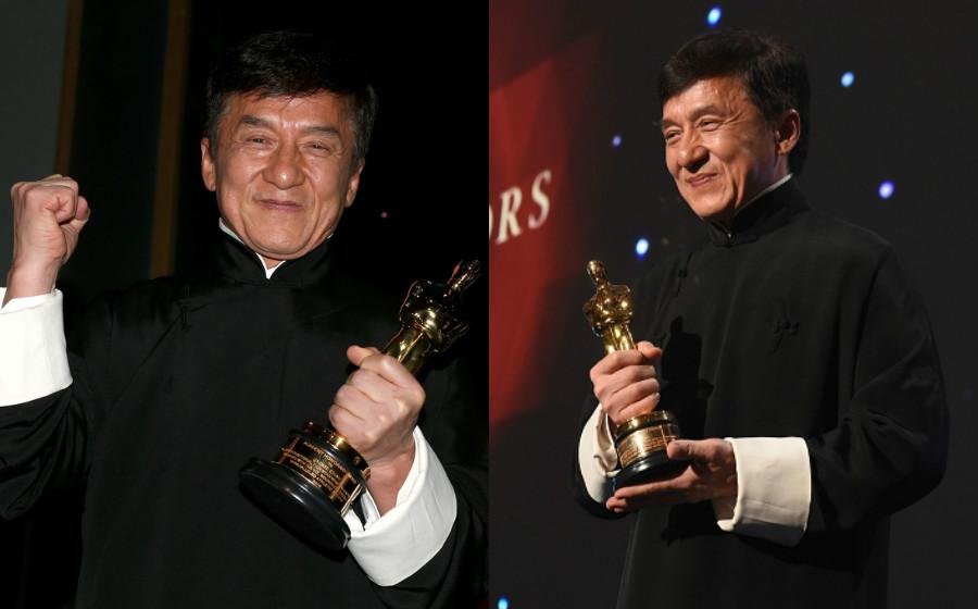56 Tahun Dalam Industri Filem, Impian Jackie Chan Menang Oscar Tercapai