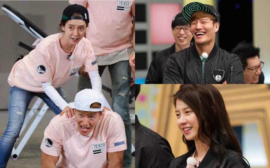 Song Ji Hyo, Kim Jong Kook Derma Baki Bayaran Running Man Kepada Badan Amal