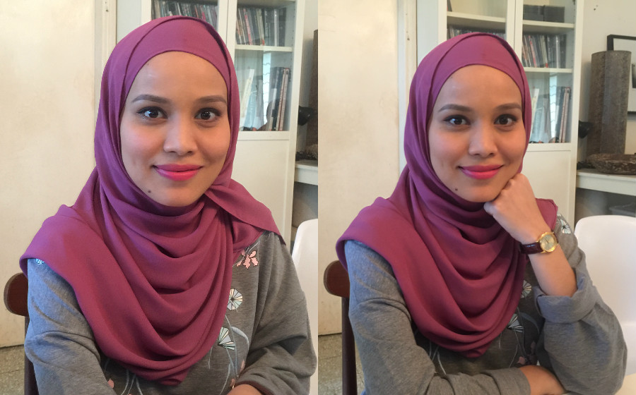 Nadiya Nisaa Tak Letak Syarat Berlakon Selepas Bertudung