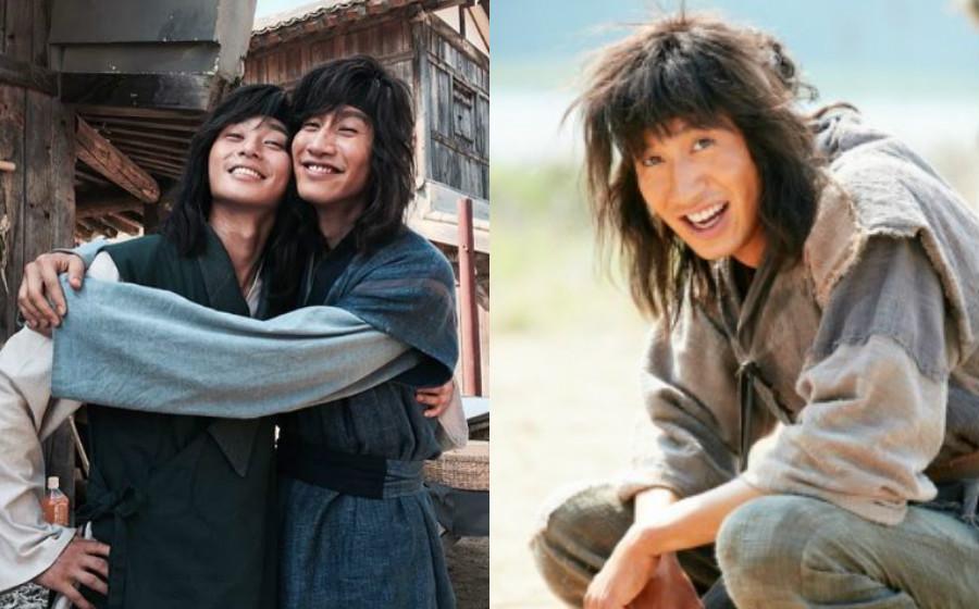 Park Seo Joon Senang Berlakon Dengan Lee Kwang Soo