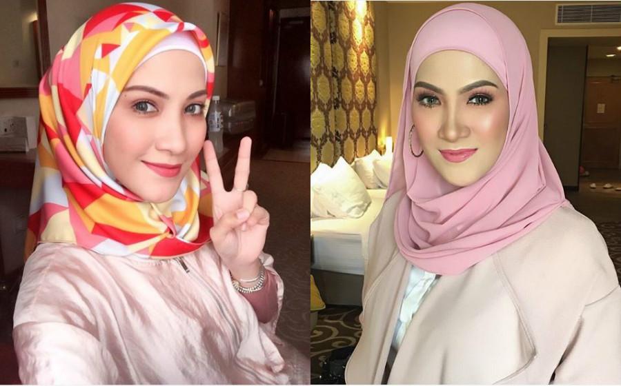 Perwatakan Lembut & Makin Cantik, Peminat Doa Sherry Ibrahim Dapat Suami Terbaik