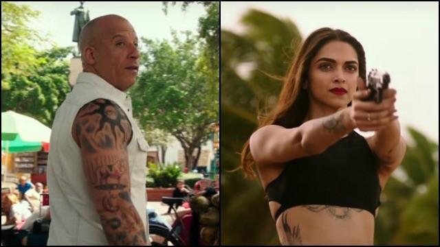 Deepika Padukone Bangga Filem XXX:The Return of Xender Cage Tayang Di India Dulu